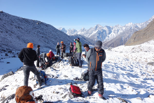 best time to trek to everest base camp