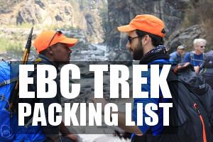 ebc-trek-packing-list