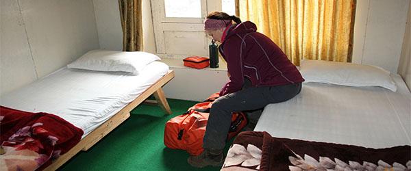 Teahouses on the Everest Base Camp Trek - EBC Trek Guide