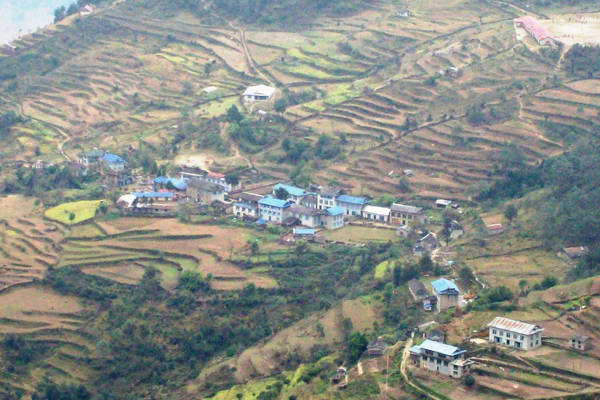 jiri-to-everest-base-camp-nunthala